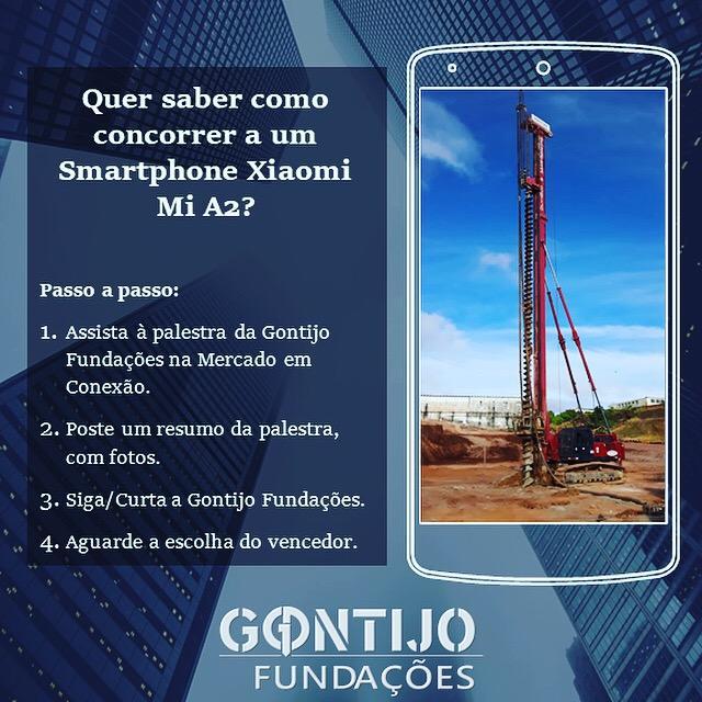 Veja esta foto e saiba como concorrer a um Smartphone Xiaomi Mi A2!